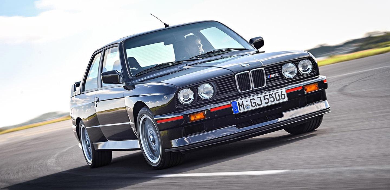 BMW M3 E30: ROCK 'N ROLL